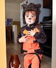 Little Rocket Raccoon Costume