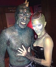 Lizard Man Costume