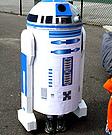 R2-D2 Robot Costume