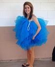 DIY Loofah Costume