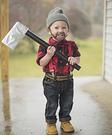 Lumberjack Homemade Costume