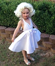 Marilyn Monroe Costume for Girls