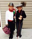 Mary Poppins & Bert Homemade Costume
