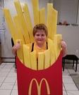 McDonald's Fries Costume