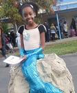 Mermaid on the Rocks Costume