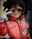 Michael Jackson Baby Homemade Costume