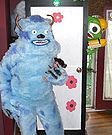 Monsters Sully and Mike Costume