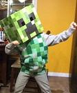 Minecraft Creeper Homemade Costume