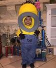 Mini Minion Homemade Costume