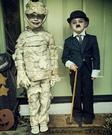 Mini Mummy and The Tramp Costume