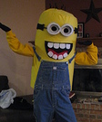 Minion Homemade Costume