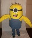 DIY Minion Costume