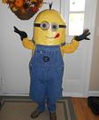 Minion DIY Costume