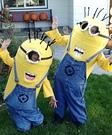 Minions Homemade Costumes