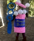 Miracle Bubbles Costume