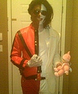 Black or White Michael Jackson Costume