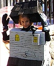 Homemade Monster House Costume