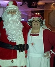 Mr. and Mrs. Claus Costume