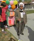 Mr. Fredrickson from the movie Up DIY Costume