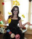Ms. Universe Halloween Costume