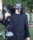 Nevermore Homemade Costume