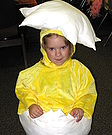 Newly Hatched Chick Costume