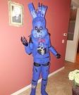 Nightmare Bonnie Costume