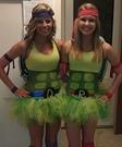 TMNT Ninja Turtles Costume