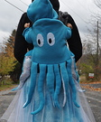 Octopus Swimming in the Ocean Halloween Costume
