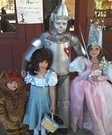 Oz Gang Costume