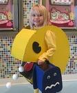 Pac Man Homemade Costume