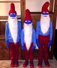 Papa Smurf Homemade Costumes