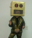 Party Rock Anthem Shuffle Bot Costume