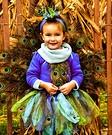 DIY Peacock Costume for Girls