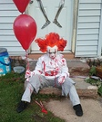 Creative Pennywise Costume