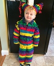 Piñata Toddler Costume