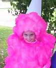 Pink Cotton Candy Costume