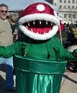 Piranha Plant from Super Mario Halloween Costume