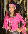 Pirate Girl Costume