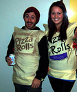 Homemade Pizza Rolls Costumes