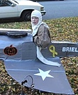 Pilot in Airplane Costume
