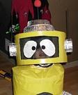 Plex the Robot Costume