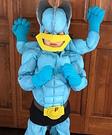 Pokemon Machamp Costume