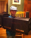 Polar Express Train Homemade Costume