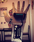 Power Glove Costume