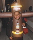 Power Pole Homemade Costume