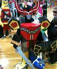Power Ranger Megazord Costume