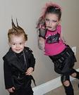 Punk Rockers Halloween Costumes