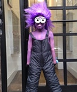 Purple Minion Homemade Costume