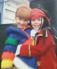 Rainbow Brite Costume for Girls